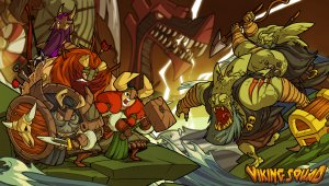 El beat 'em up cooperativo Viking Squad llegará a PS4, PC y Mac en 2015