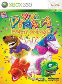 Viva Piñata: Party Animals Xbox 360