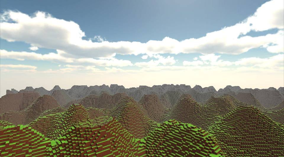 Voxel Wii U Project
