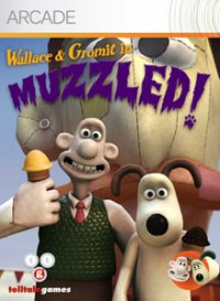 Wallace & Gromit in Muzzled! Xbox 360