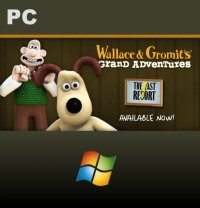 Wallace & Gromit in The Last Resort PC