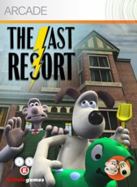Wallace & Gromit in The Last Resort Xbox 360