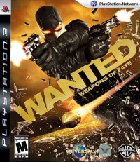 Wanted: Weapons Of Fate PS3