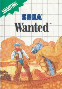Wanted Master System