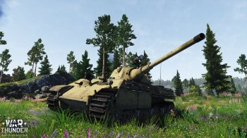 War Thunder recibe la actualización Ground Forces