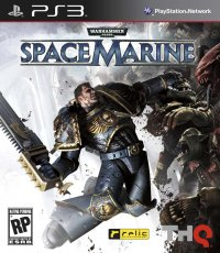 Warhammer 40.000: Space Marine PS3