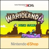 Wario Land 4 Nintendo 3DS