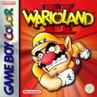 Wario Land II Game Boy Color