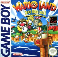 Wario Land: Super Mario Land 3 Game Boy