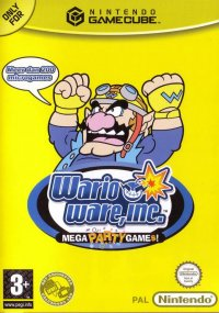 WarioWare, Inc.: Mega Party Games! GameCube