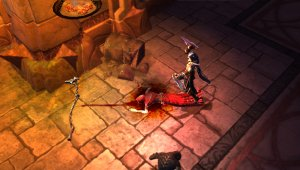 Warrior´s Lair sigue en desarrollo