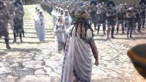 Nuevas capturas de Warriors: Legends of Troy