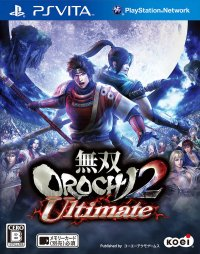 Warriors Orochi 3 Ultimate PS Vita