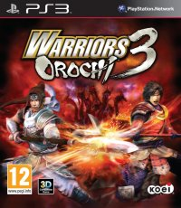 Warriors Orochi 3 PS3