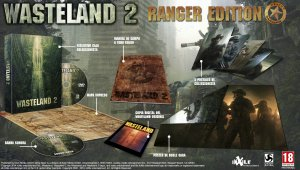 GAME contará en exclusiva con Wasteland 2 Ranger Edition