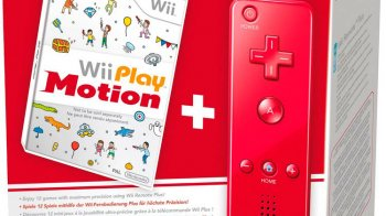 Portadas europeas de Wii Play: Motion y Need For Speed: The Run para 3DS y Wii