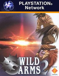 Wild Arms 2 PS3