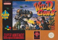 Wild Guns Super Nintendo