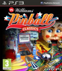 Williams Pinball Classics PS3