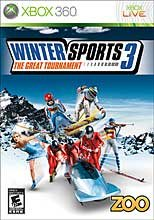 Winter Sport 3: The Great Tournament Xbox 360