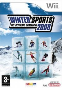 Winter Sports 2008: The Ultimate Challenge Wii