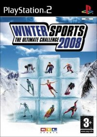 Winter Sports 2008: The Ultimate Challenge Playstation 2