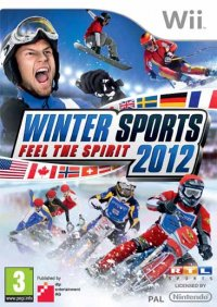 Winter Sports 2012 - Feel the Spirit Wii