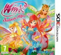 Winx Club: Salvar Alfea Nintendo 3DS