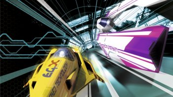 Wipeout Pulse Ps2, galeria y caratula