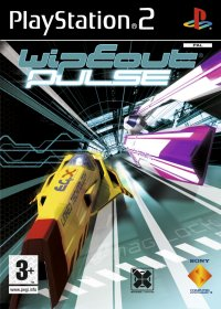 Wipeout Pulse Playstation 2