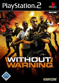 Without Warning Playstation 2