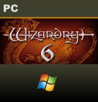 Wizardry 6: Bane of the Cosmic Forge PC
