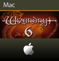 Wizardry 6: Bane of the Cosmic Forge Mac