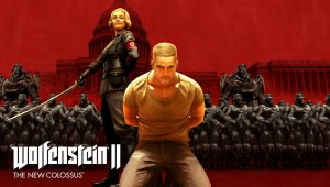 La versión física de Wolfenstein 2 para Nintendo Switch requerirá una descarga digital