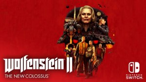 Wolfenstein II: The New Colossus para Nintendo Switch: Bethesda ofrece portadas alternativas