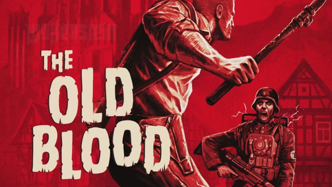 The Old Blood Cover