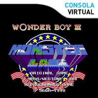 Wonder Boy III: Monster Lair Wii