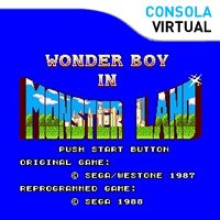 Wonder Boy in Monster Land Wii