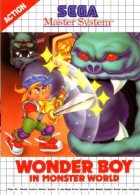 Wonder Boy In Monster World Master System