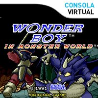 Wonder Boy In Monster World Wii
