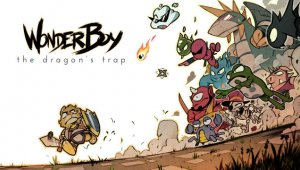 La edición física de Wonder Boy The Dragon's Trap para PS4 y Switch desvela su contenido