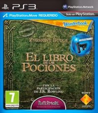 Wonderbook: El Libro de las Pociones PS3