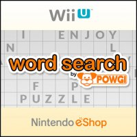 Word Search by Powgi Wii U