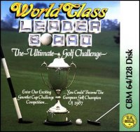 World Class Leaderboard Commodore 64