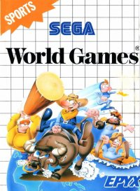 World Games Master System