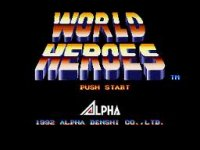 World Heroes Wii