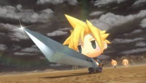 World of Final Fantasy se muestra en un nuevo gameplay de 9 minutos