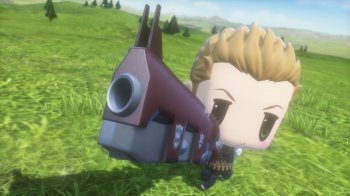 World of Final Fantasy tendrá su versión para Nintendo Switch y Xbox One el 6 de noviembre