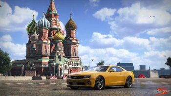 Slightly Mad Studios anuncia World of Speed