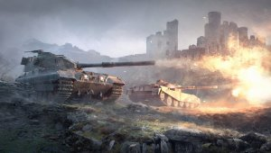 World of Tanks nos invita a disfrutar con March Map Madness
